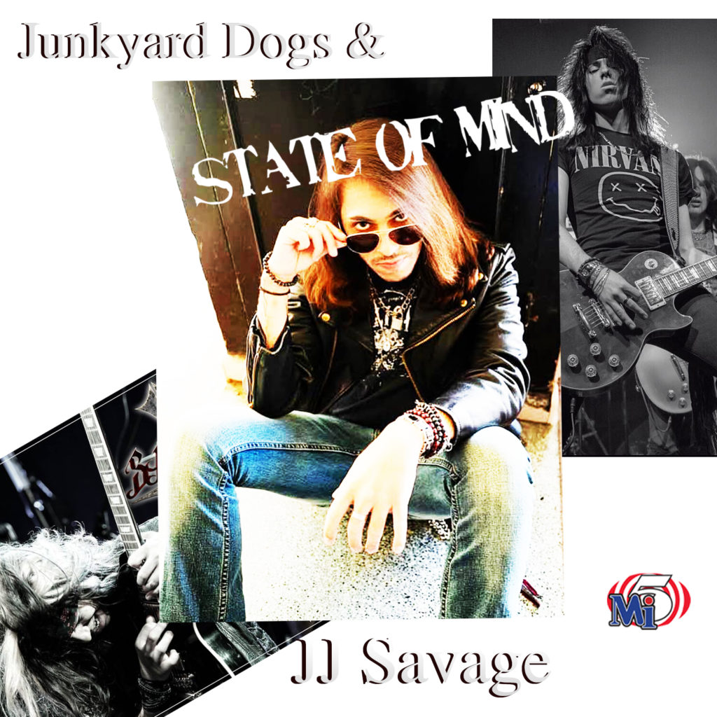 JJ Savage Record Cover Photo Uni choice copy